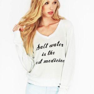 Wildfox BBJ salt water medicine xs